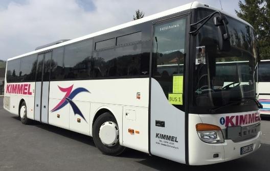 Bus und Shuttle-Service mieten