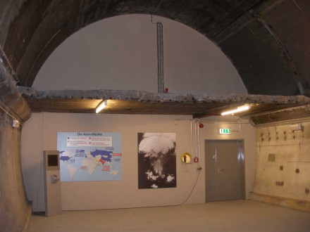 Geschichtsreise Regierungsbunker Ahrtal